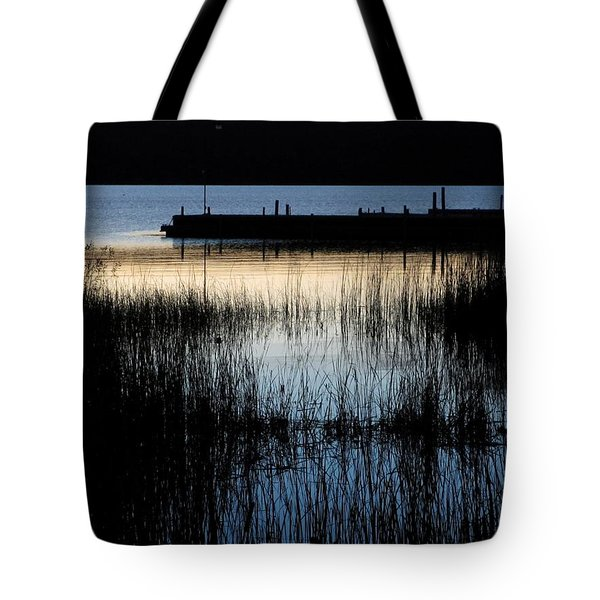 Evening Glow Tote Bag by Mary Wolf