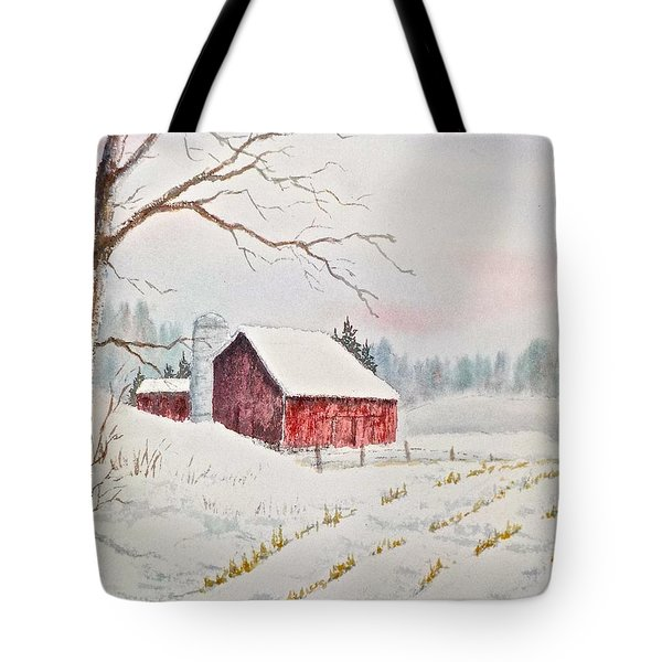 Evening Hush Tote Bag