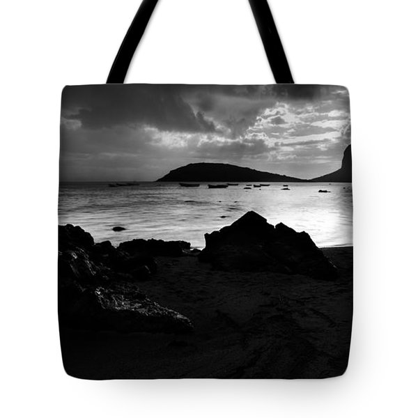 Tote Bag featuring the photograph Evening In Le Gaulatte by Julian Cook