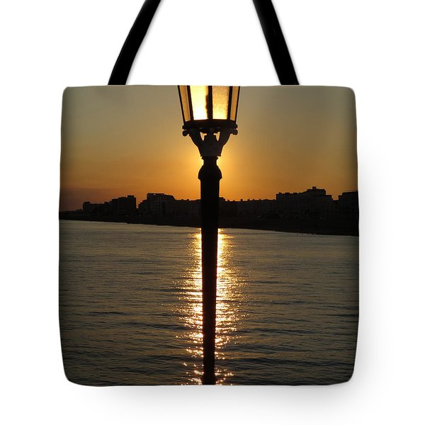 Evening Light Tote Bag