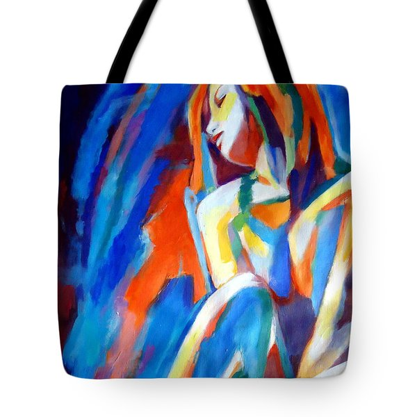 Evening Mood Tote Bag