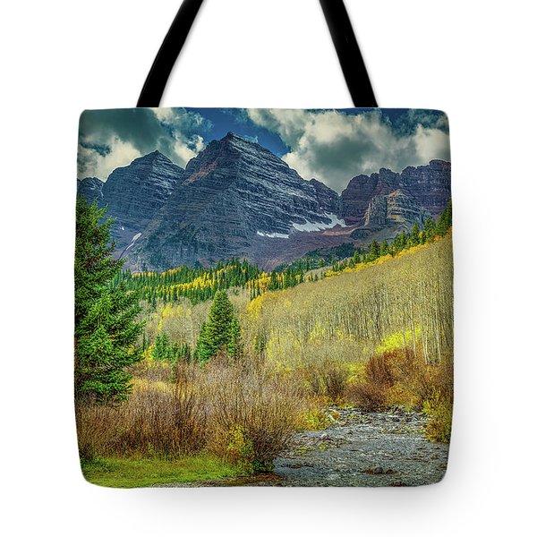 Evening Reverie Tote Bag