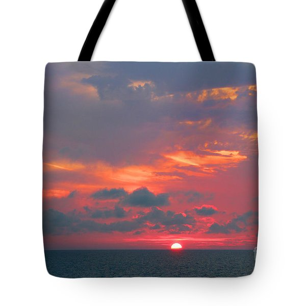 Evening Ritual Tote Bag