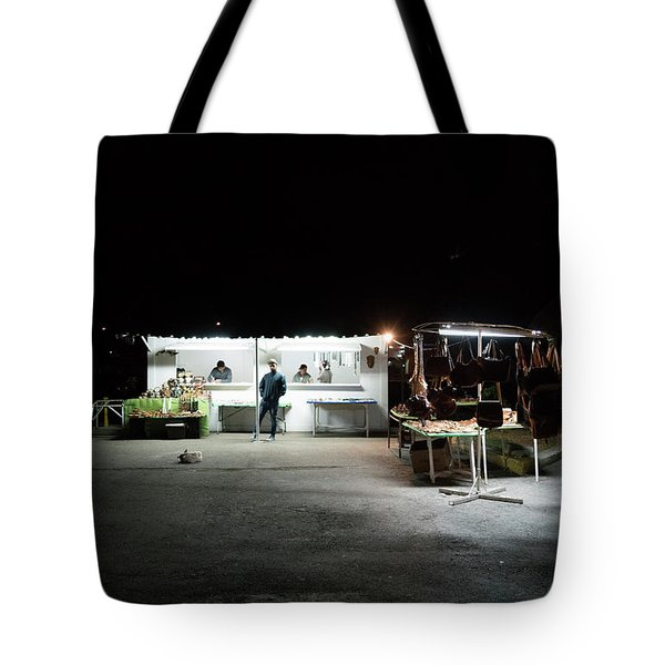 Evening Sales Tote Bag