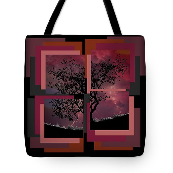 Evening Soliloquy Tote Bag