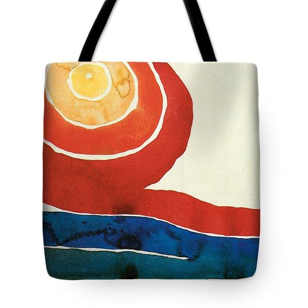 Evening Star IIi Tote Bag