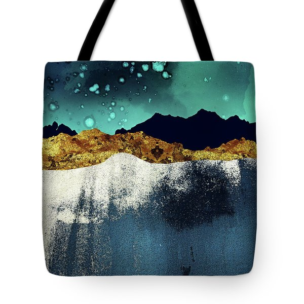 Evening Stars Tote Bag