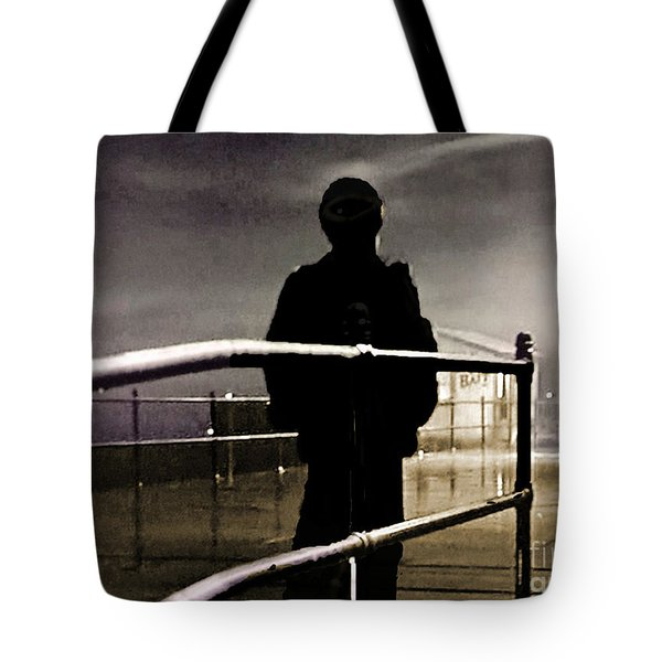 Tote Bag featuring the photograph Evening Stroll by Lyric Lucas