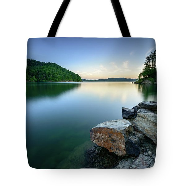 Evening Thoughts Tote Bag