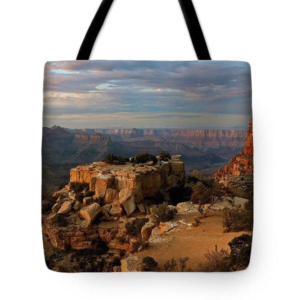 Evening Vista Tote Bag