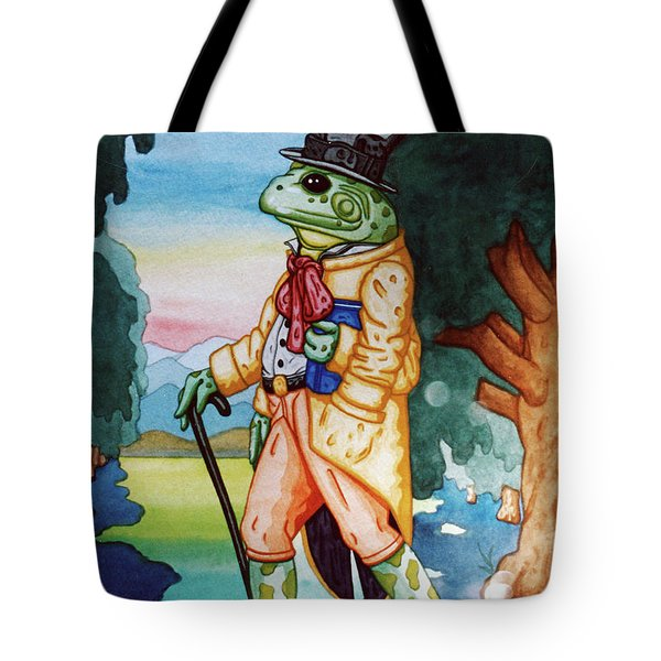 Evening Walk Tote Bag