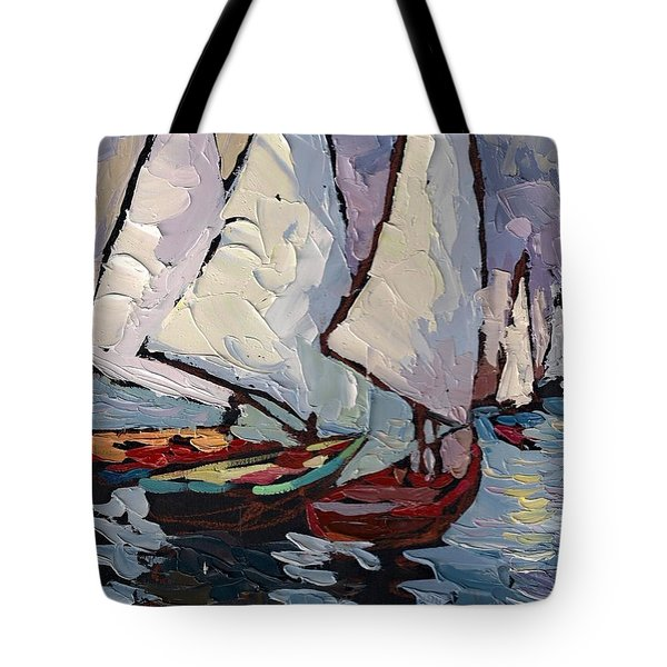 Evening Tote Bag by Yuliya Podlinnova
