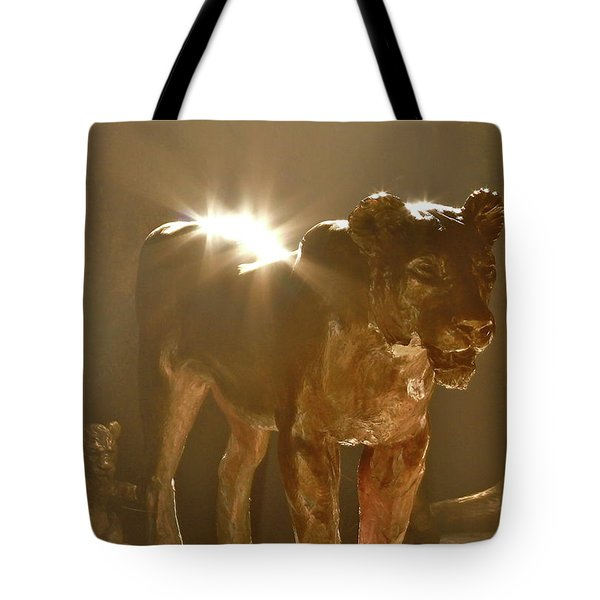 Evening's Light Tote Bag
