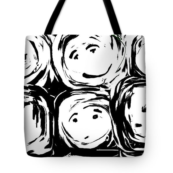 Ever-advancing Expression Of The Eternal Tote Bag by Danica Radman