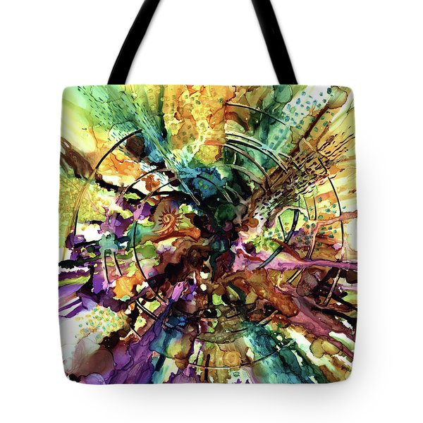 Ever Expanding Universe Tote Bag