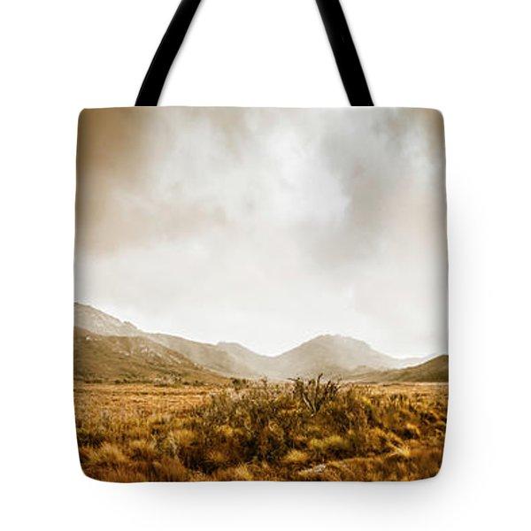 Ever Expansive Tasmania Tote Bag