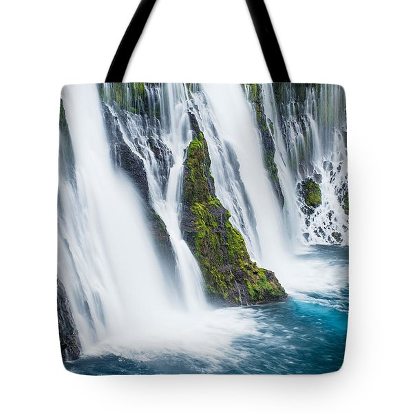 Ever Flowing Tote Bag
