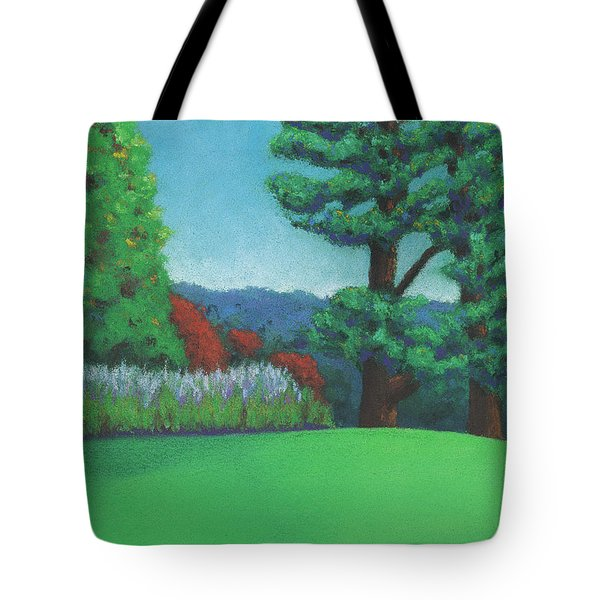 Ever Green Tote Bag