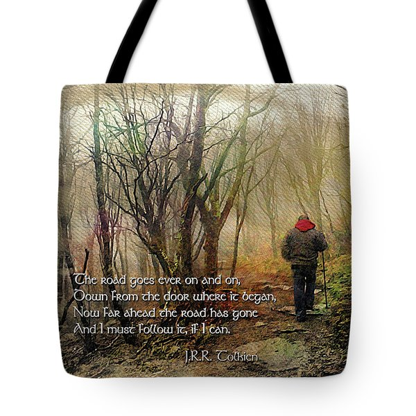 Ever On And On... Tote Bag