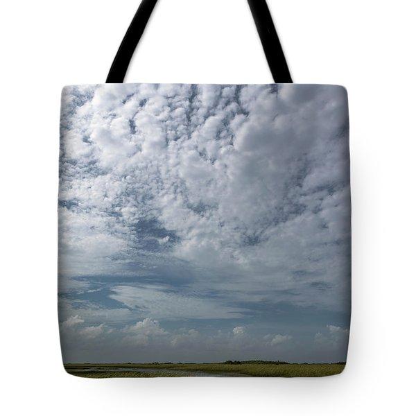Everglades 1 Tote Bag