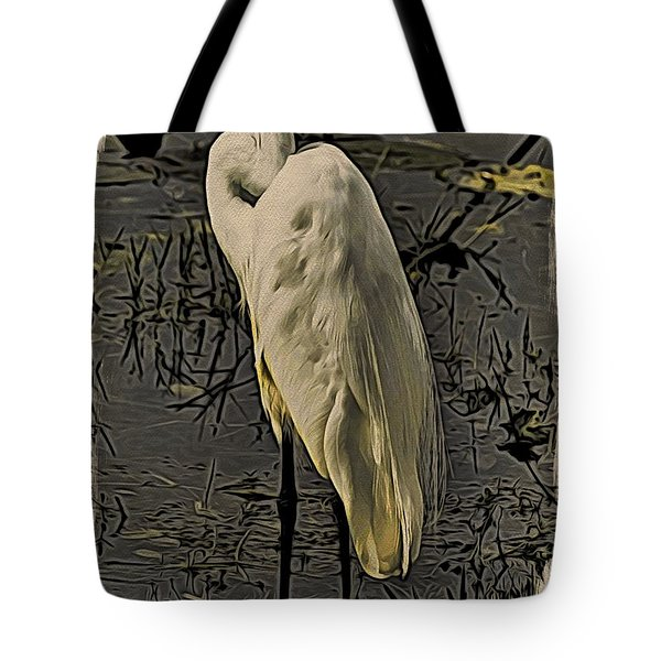Everglades 2 Tote Bag