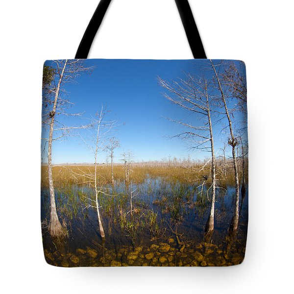 Everglades 85 Tote Bag