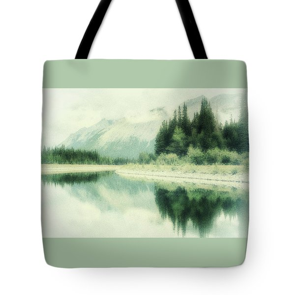 Evergreen Tote Bag
