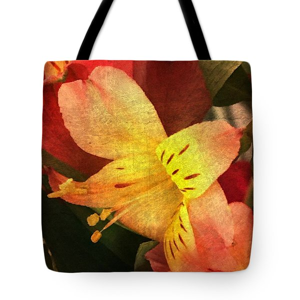 Tote Bag featuring the photograph Everlasting  by Betty Pauwels