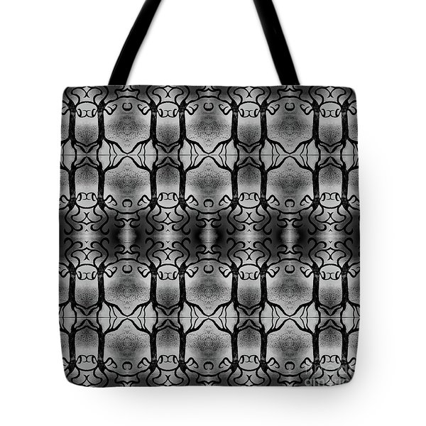 Everlasting Connections Tote Bag by Rachel Hannah