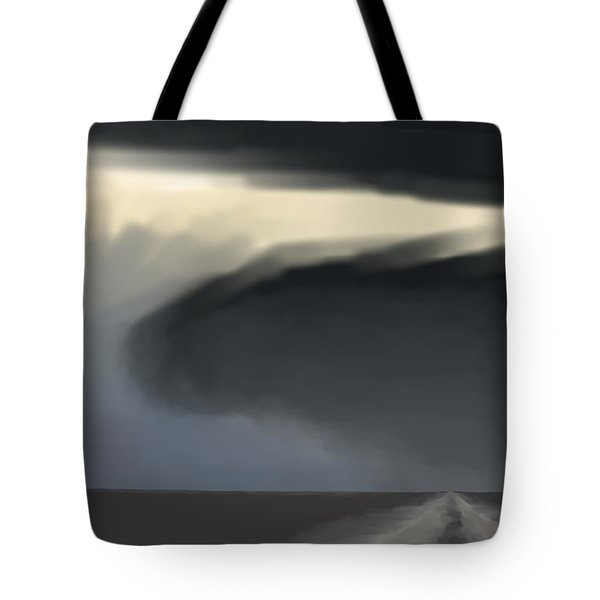 Every Day Dangers Tote Bag by Kerry Beverly