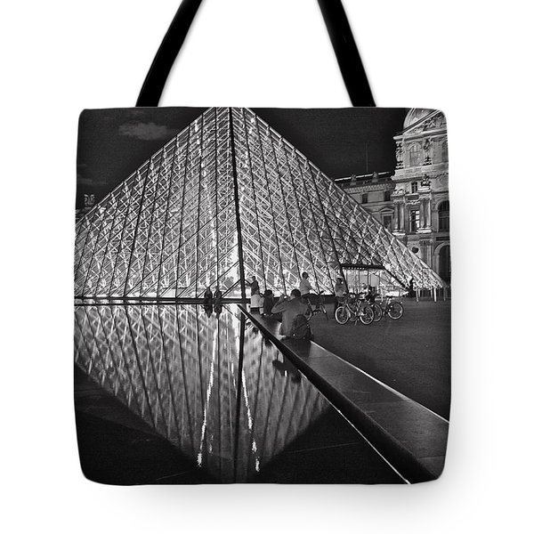 Tote Bag featuring the photograph Every Day Life by Danica Radman