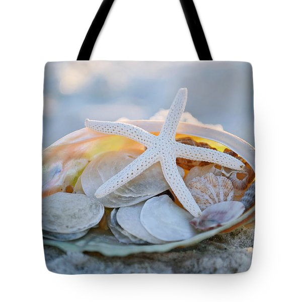 Every Grain Of Sand Tote Bag by Melanie Moraga