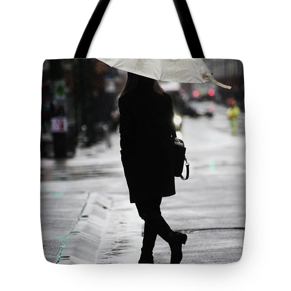 Tote Bag featuring the photograph Every One Pays  by Empty Wall