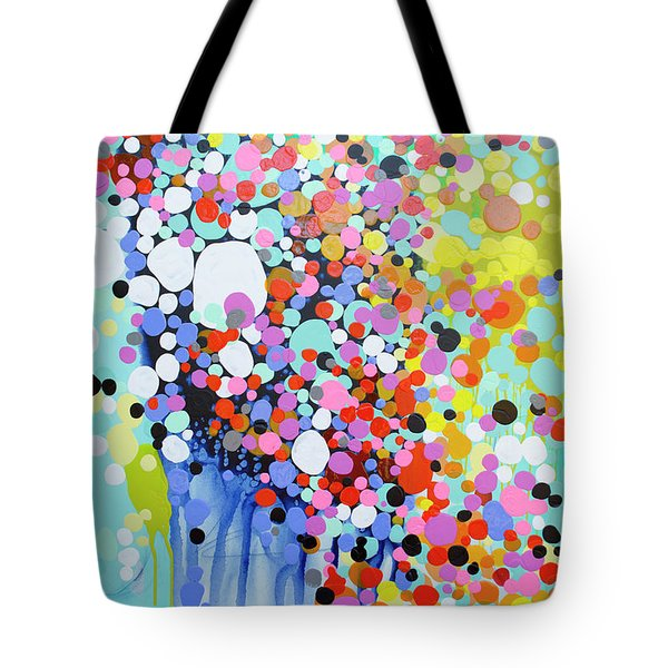 Every Second Tote Bag