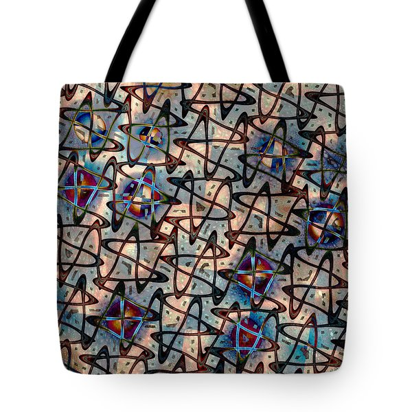 Every Which Way Tote Bag by Kim Redd