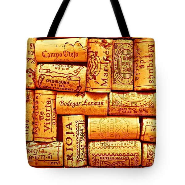 Every Which Way Rioja Tote Bag