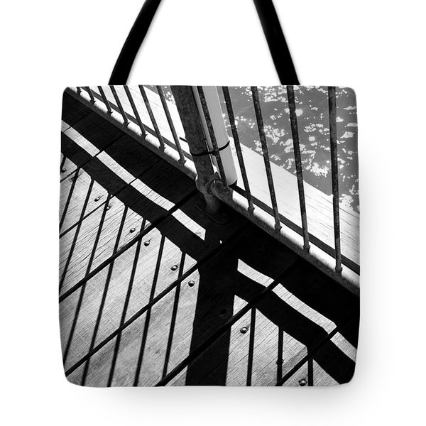 Tote Bag featuring the photograph Every Which Way by Stephen Mitchell