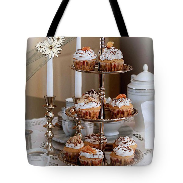 Everything Gets Better With Coffee Tote Bag