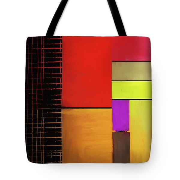 Tote Bag featuring the mixed media Everything Is Connected by Eduardo Tavares