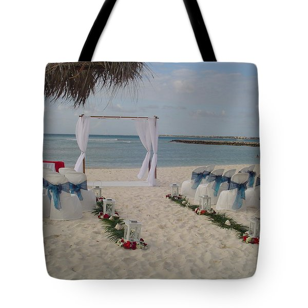 Everything Is Ready Tote Bag by Vadim Levin
