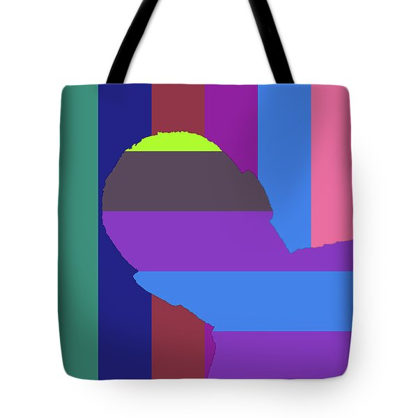 Coded Images -promotion- Tote Bag