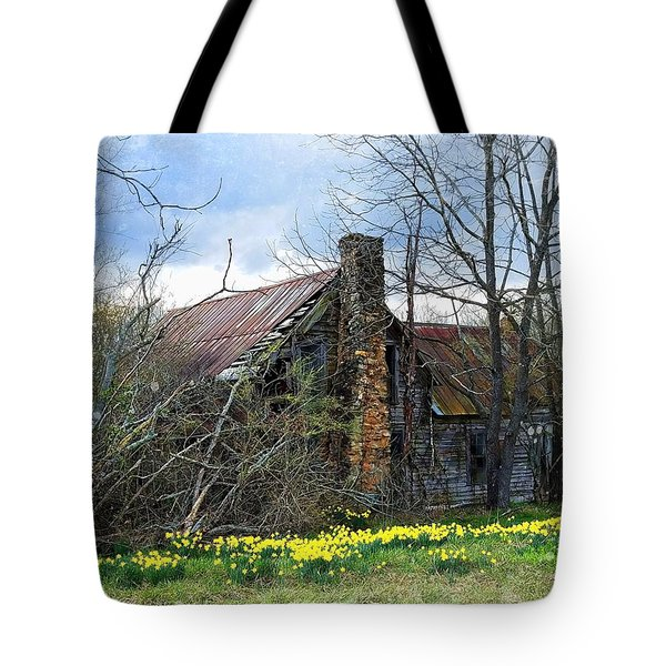 Everything Old Is New Again Tote Bag