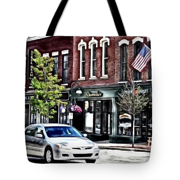 Everything Old Is New Tote Bag