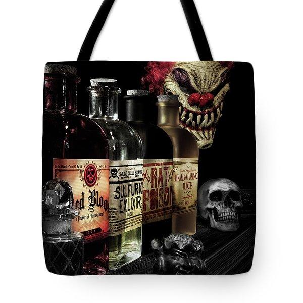 Evil Alchemy Tote Bag