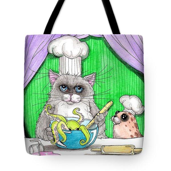 Evil Sous Chef Tote Bag