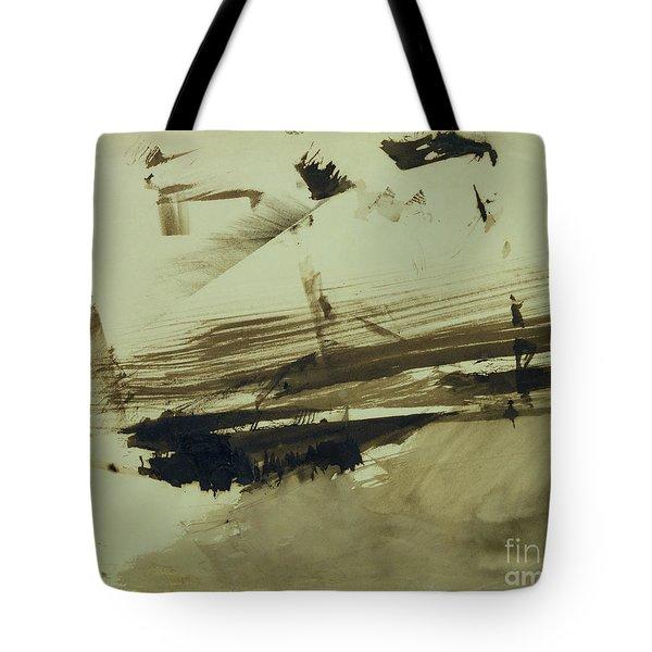 Evocation Of An Island Tote Bag by Victor Hugo