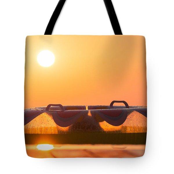 Evoking Holiday Memories Tote Bag