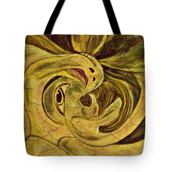 Evolution -  From Birth To Death Tote Bag