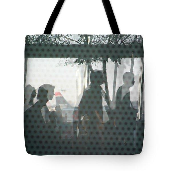 Evolution Tote Bag