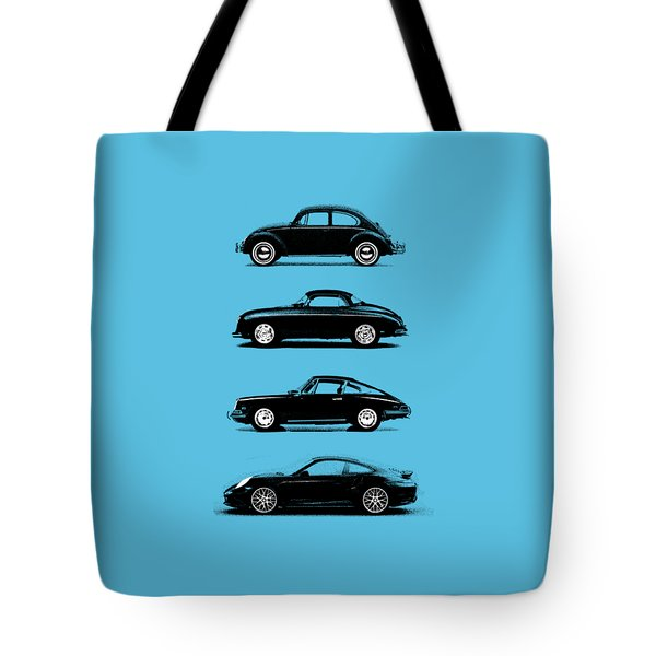 Evolution Tote Bag by Mark Rogan